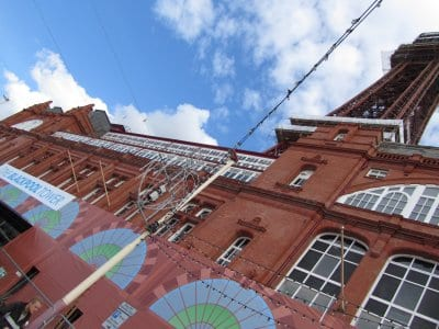 Blackpool Tower Conservation