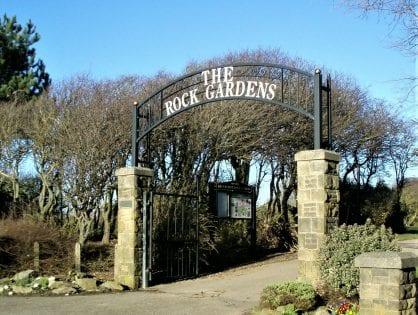 Devonshire Road Rock Gardens