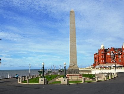 Blackpool War Memorial and Cenotaph