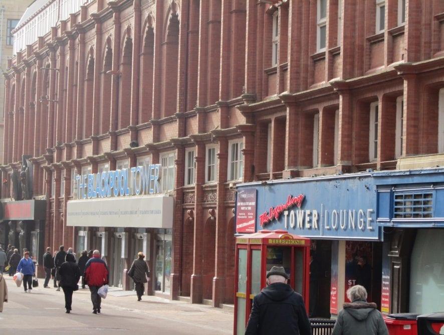Blackpool Tower Lounge