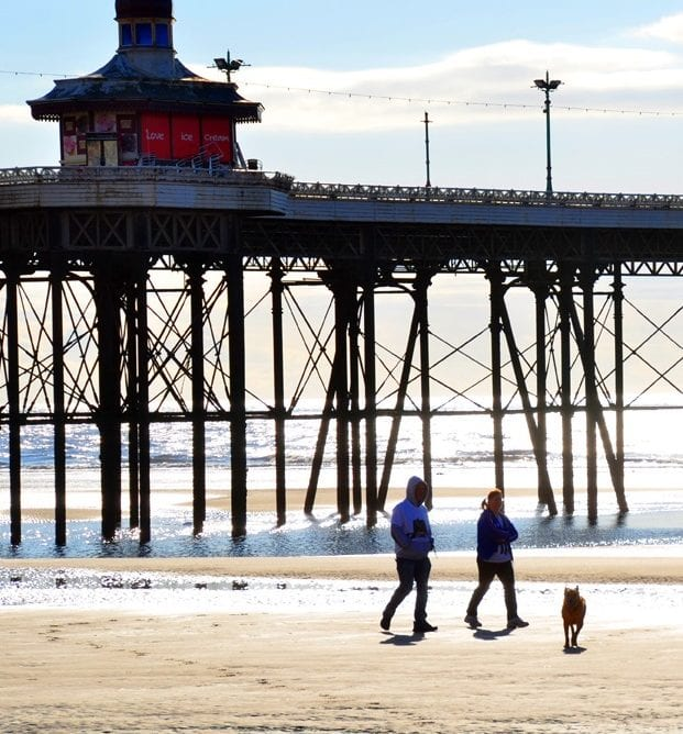 Protecting Blackpool's Piers