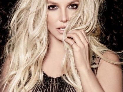 Britney Spears in Blackpool