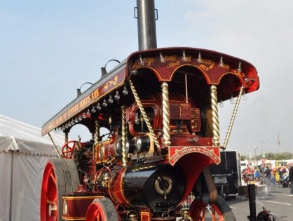 Blackpool Steam and Vintage Vehicle Rally