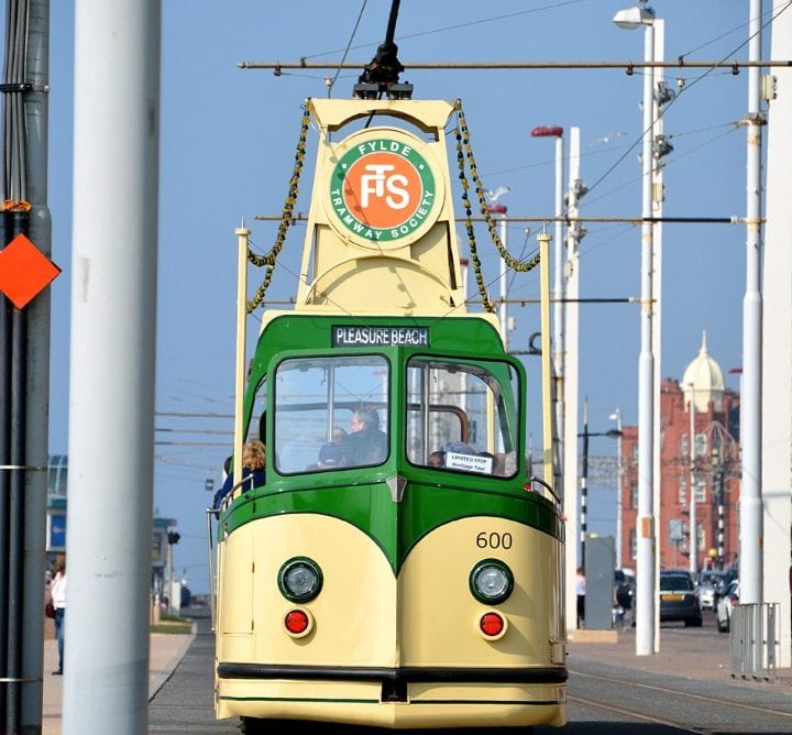 Blackpool Heritage Trams