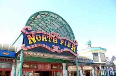 Survey on North Pier