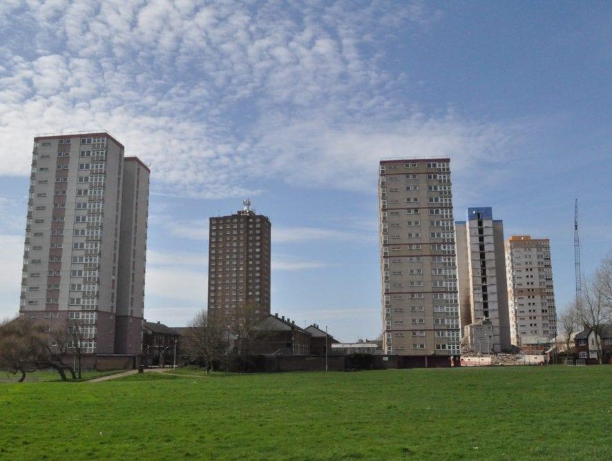 Queens Park Flats