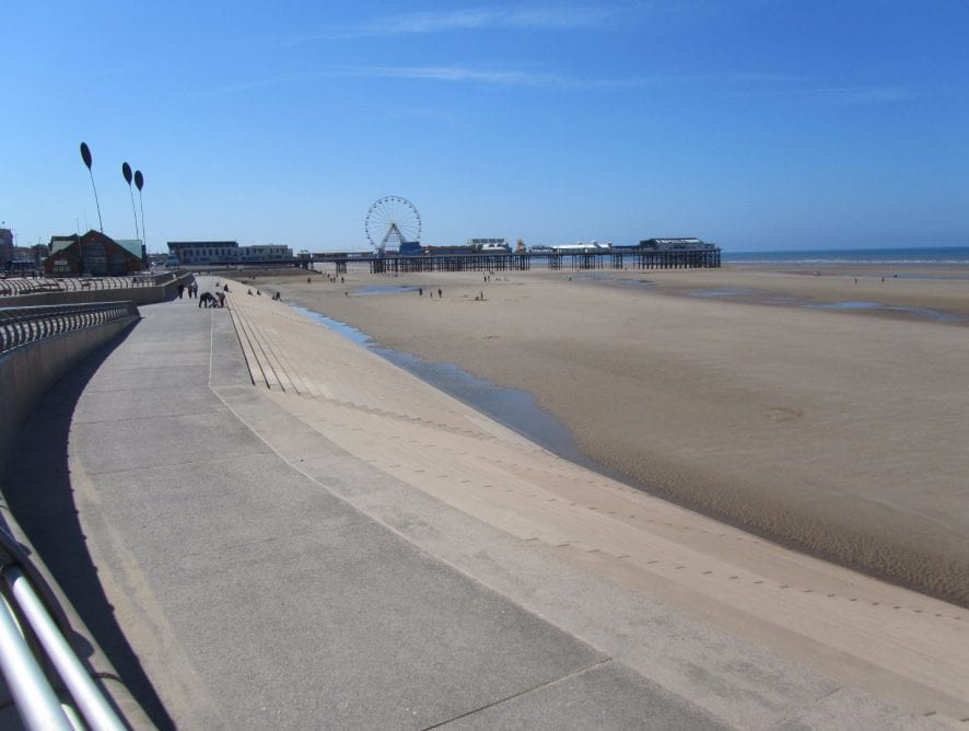 Blackpool Community Beach Cleans