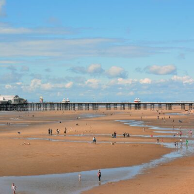 Blackpool Beaches