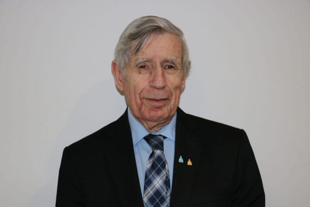 John Grady, Chair of Friends of the Grand