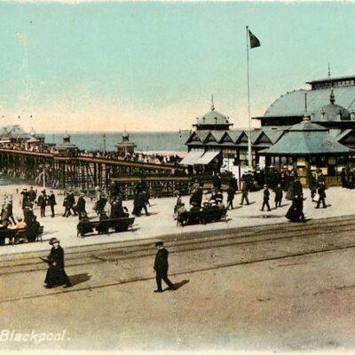 History of Blackpool North Pier