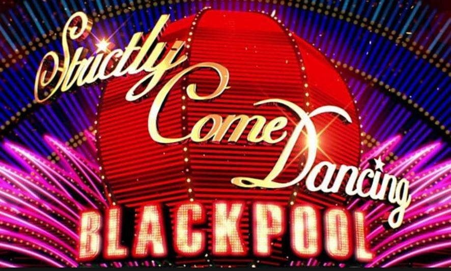 Strictly Come Dancing at Blackpool Tower Ballroom
