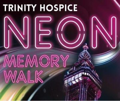 Neon Memory Walk