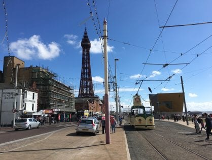Getting to Blackpool