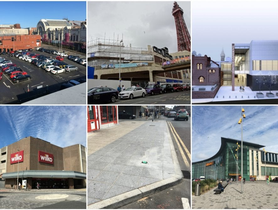 Next Phase of Blackpool Town Centre Improvements