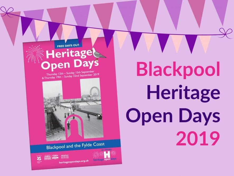 Blackpool Heritage Open Days