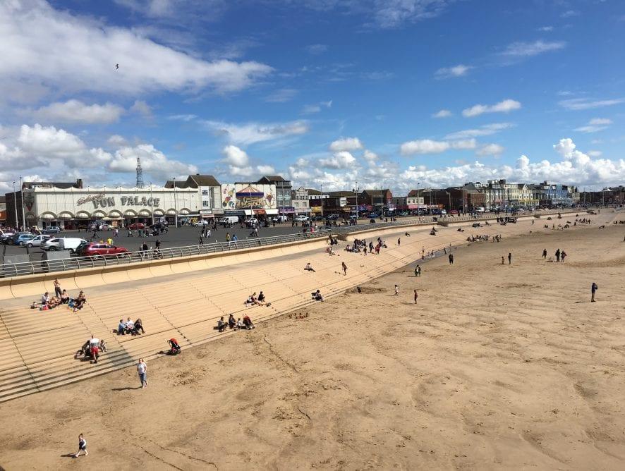 SouthShore: Blackpool