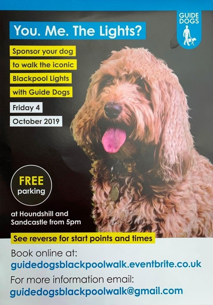 Walk the Lights for Guide Dogs 2019