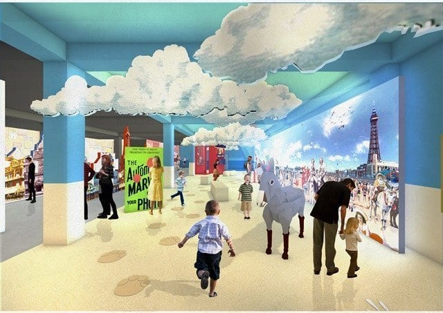 Funding Secured for Blackpool Museum