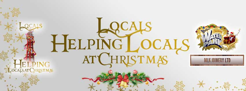 Locals Helping Locals at Christmas