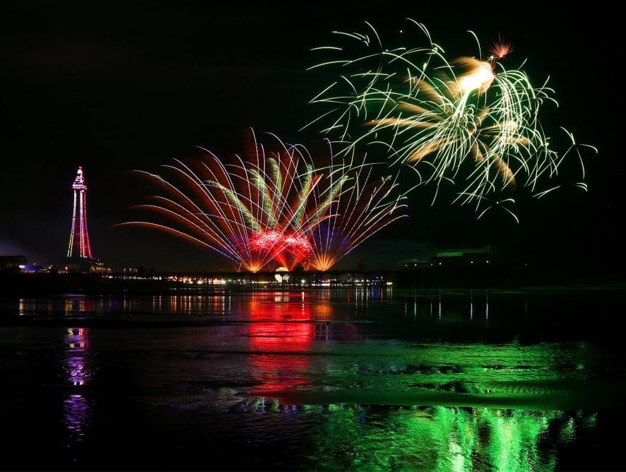 World Fireworks by Tom McAtee