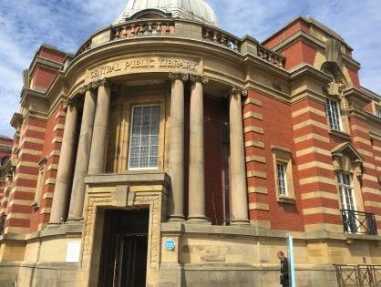 Blackpool Libraries go Fine-Free!