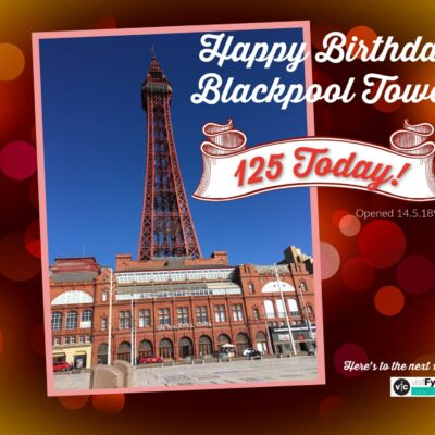 History of Blackpool Tower