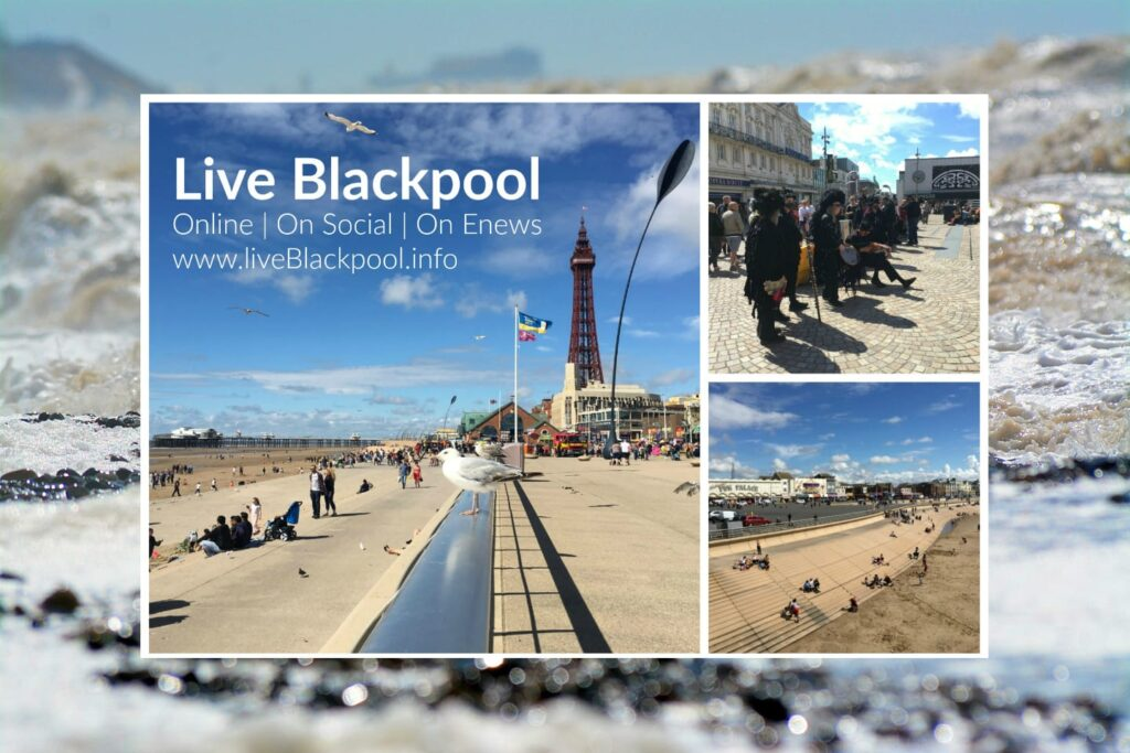 Find out about Blackpool with Live Blackpool from Visit Fylde Coast