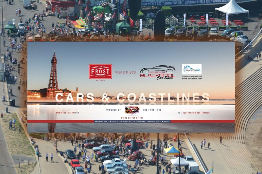 Blackpool Car Show 2019