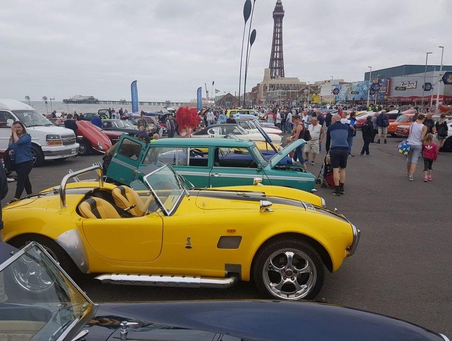 Blackpool Car Show