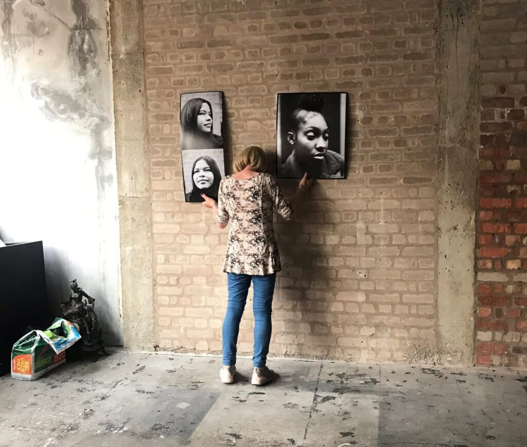 Independent Arts Scene in Blackpool. Representation on the line (Un)Framing our Identity exhibition 2019