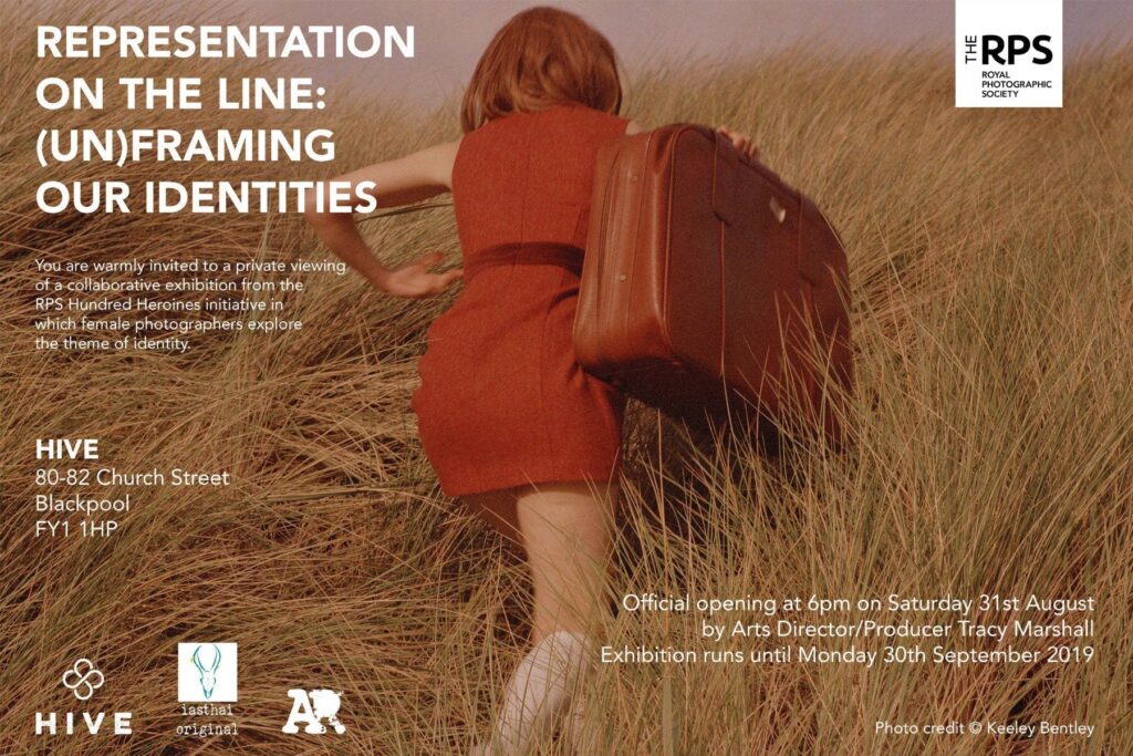 Representation on the line (Un)Framing our Identity. Independent Arts Scene in Blackpool