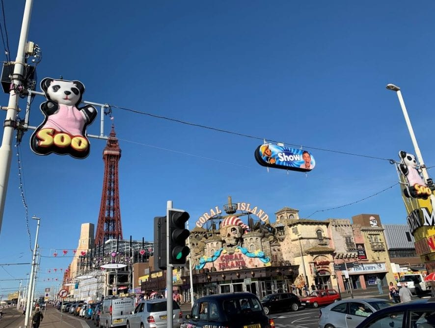 Sooty and Friends Light Up Blackpool